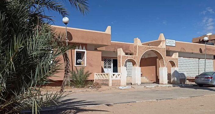 مدينة غدامس التاريخية في ليبيا