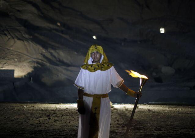 ملابس فرعونية