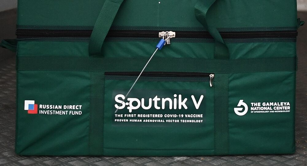 إعداد لقاح سبوتنيك V ضد فيروس كورونا لإرساله خارج روسيا، 2 ديسمبر 2020