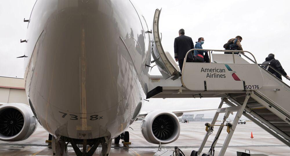 إلغاء أمر الحظر الطارئ على طائرات بوينغ 737 ماكس وعودتها للتحليق، الولايات المتحدة 2 ديسمبر 2020