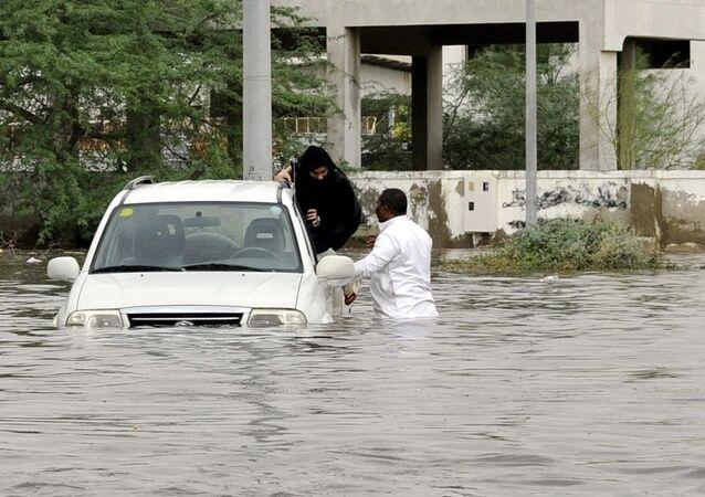 سيول السعودية