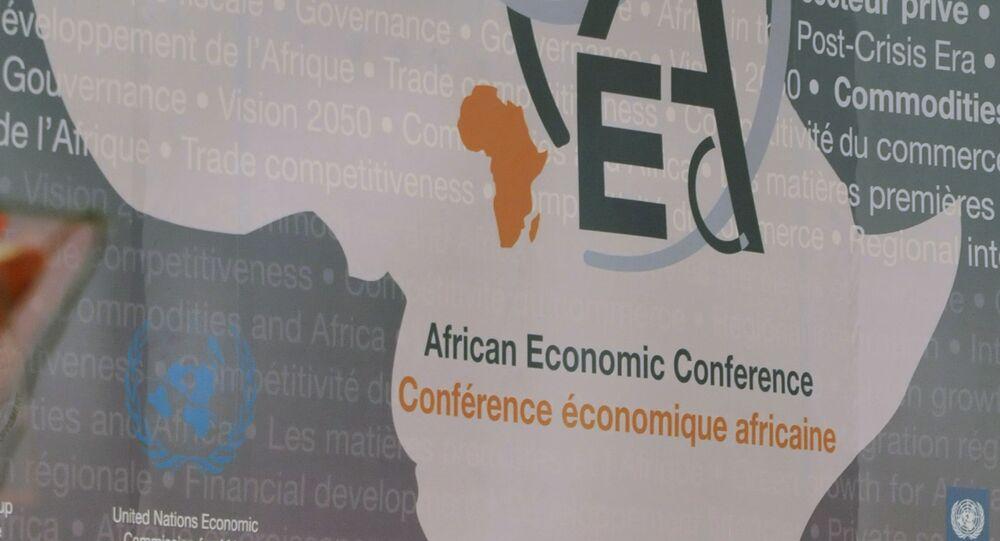 المؤتمر الاقتصادي الأفريقي من دورته في تونس 2010