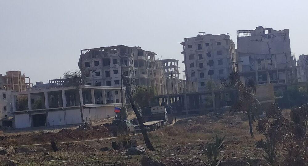 الجيش التركي يستكمل انسحابه من نقطة محاصرة غرب حلب