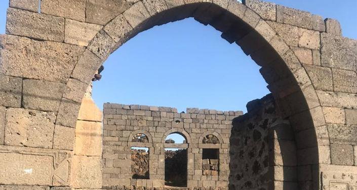 نجران السورية إحدى أقدم قرى محافظة السويداء السورية