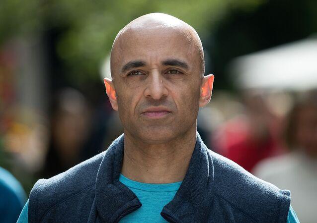 سفير الإمارات لدى واشنطن، يوسف العتيبة