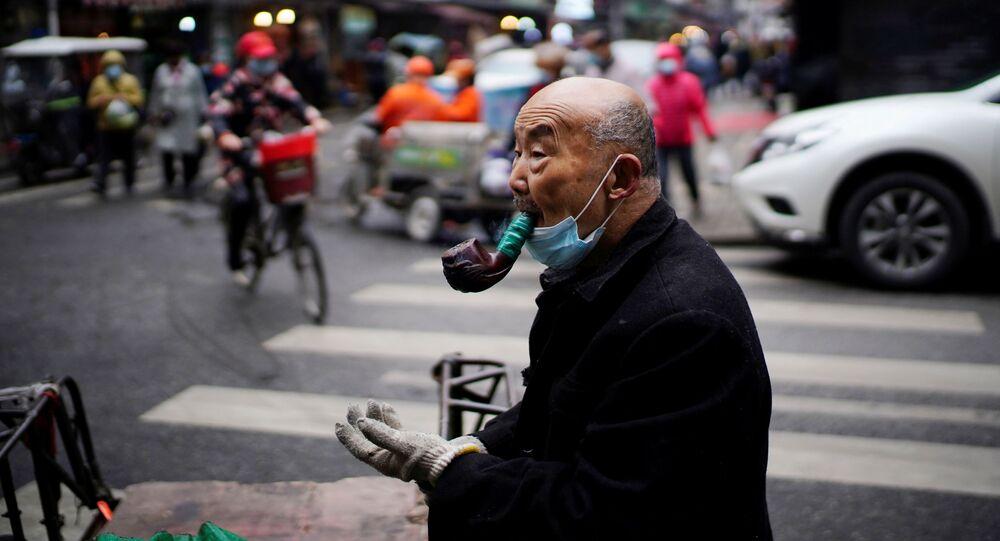 مدينة ووهان بعد عام من وباء كورونا، الصين 7 ديسمبر 2020