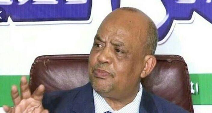 السياسي السوداني، مسؤول القطاع السياسي بحزب المؤتمر الشعبي الدكتور كمال عمر