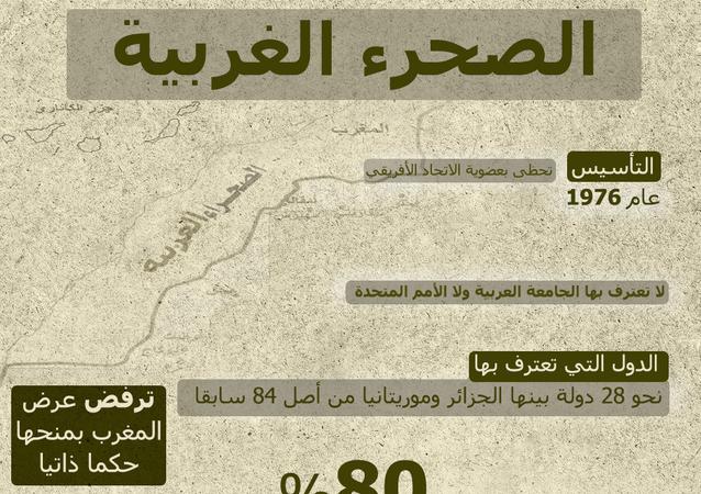 معلومات عن الصحراء الغربية
