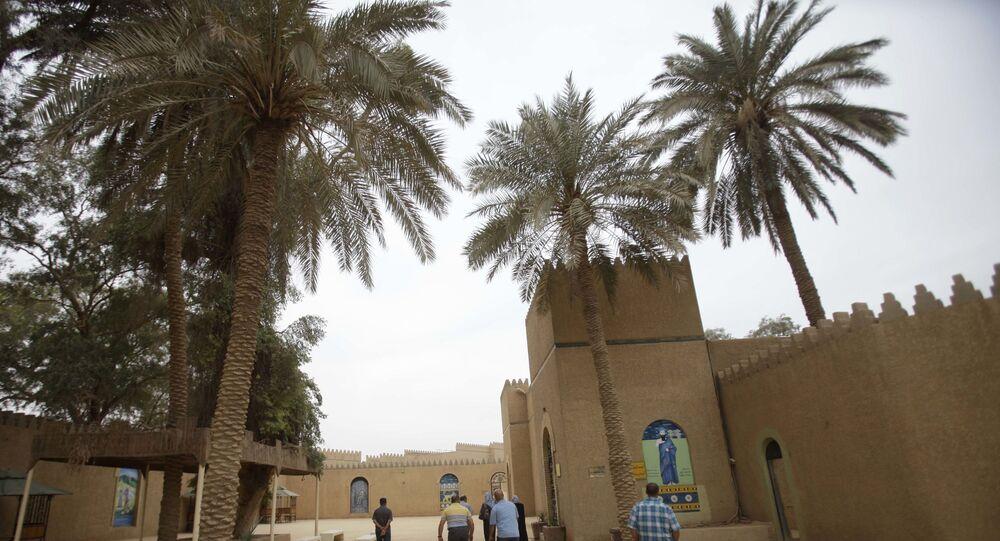 محافظة بابل العراق