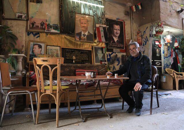 مخيم اليرموك جنوبي دمشق يحتضن أهله بعد سنوات الحرب