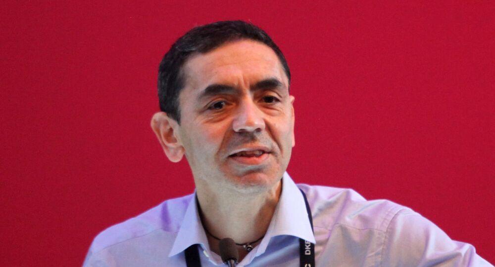 البروفيسور أوغور شاهين