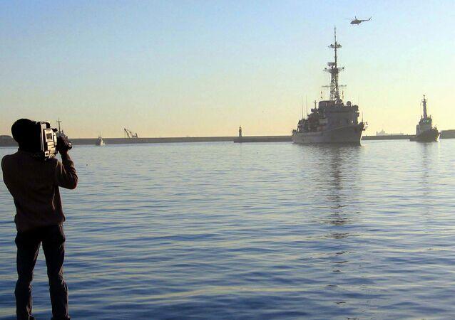 الأسطول الجزائري