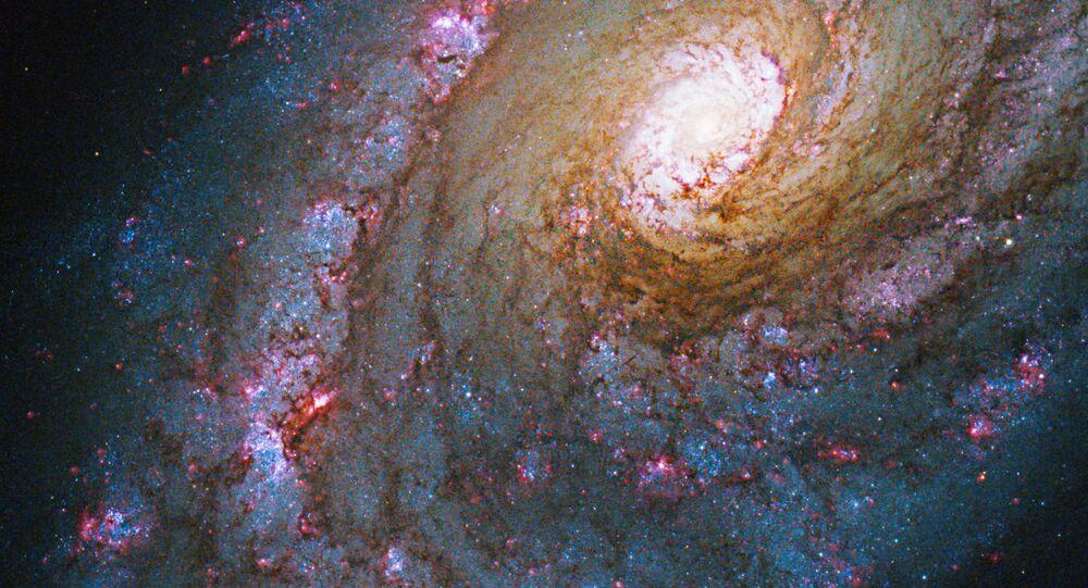 كالدويل 45، أو إن جي إس 5248، عبارة عن مجرة حلزونية تقع في كوكبة العواء، وتشتهر ببنية الحلقة حول نواتها.