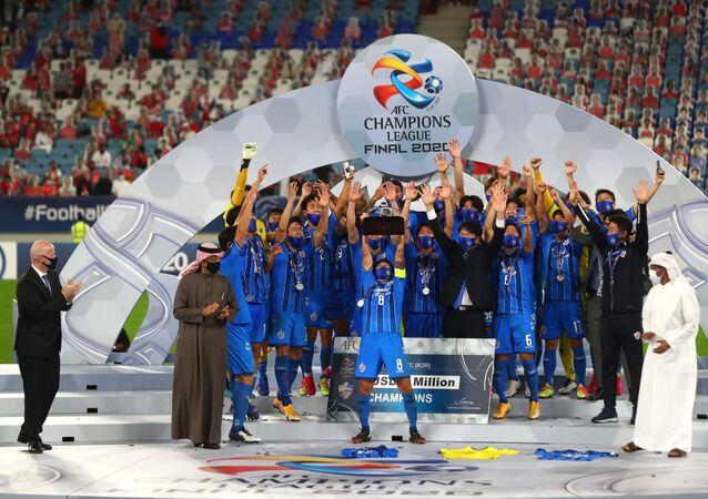 دوري أبطال آسيا 2020