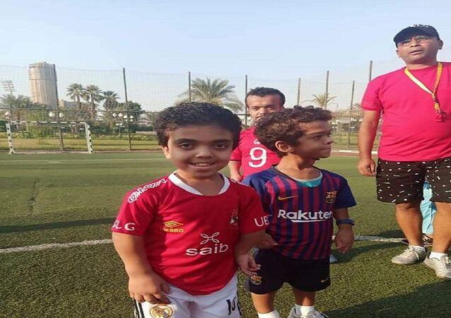 أول فريق كرة قدم لقصار القامة في مصر