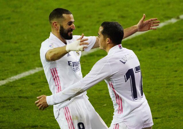 مباراة ريال مدريد وإيبار في الدوري الإسباني