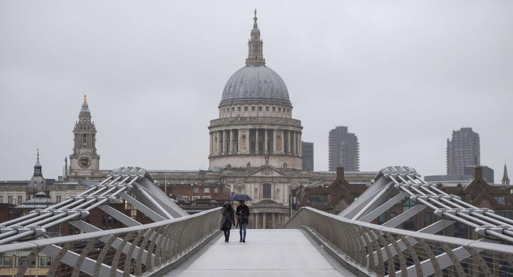 الوضع في بريطانيا مع ظهور سلالة كورونا الجديدة - لندن، إنجلترا 21 ديسمبر 2020