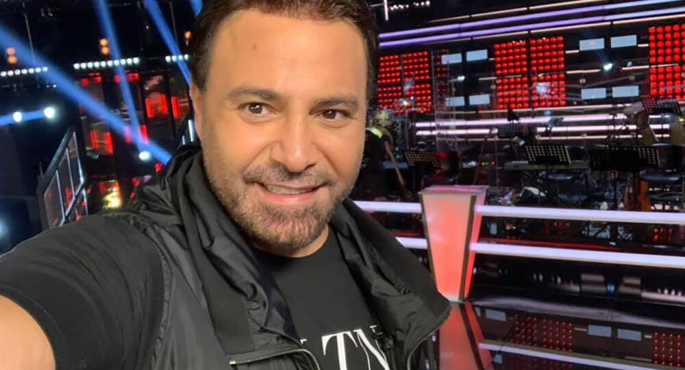 المغني اللبناني عاصي الحلاني