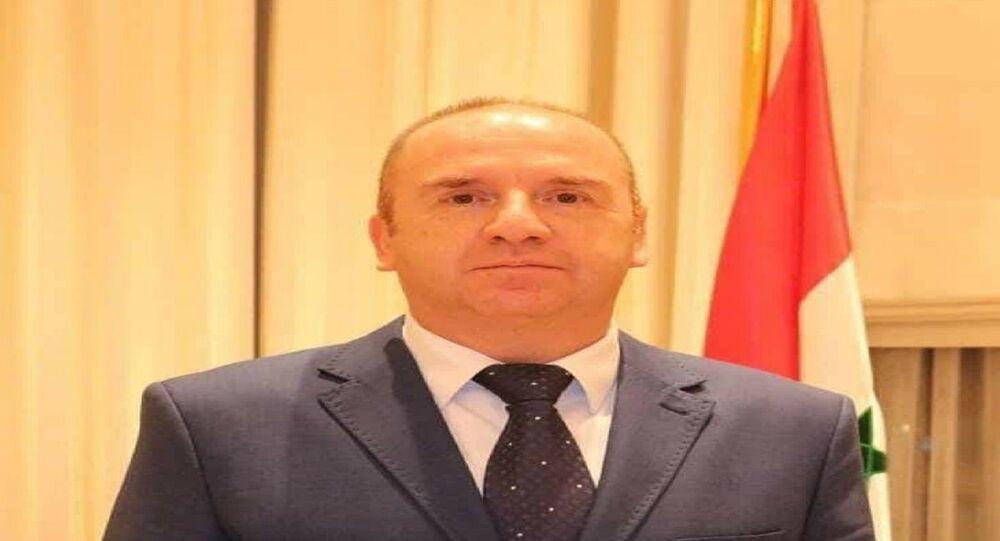 وزير السياحة السوري محمد رامي مارتيني
