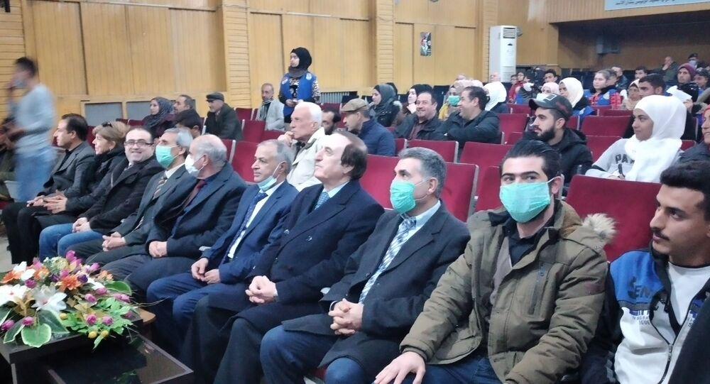 الحسكة السورية تواجه الحصار والاحتلال والعطش بالمسرح