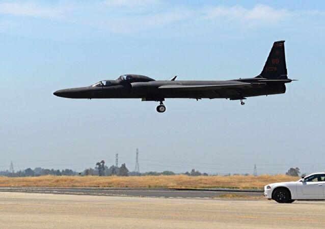 طائرة تجسس أمريكية يو 2