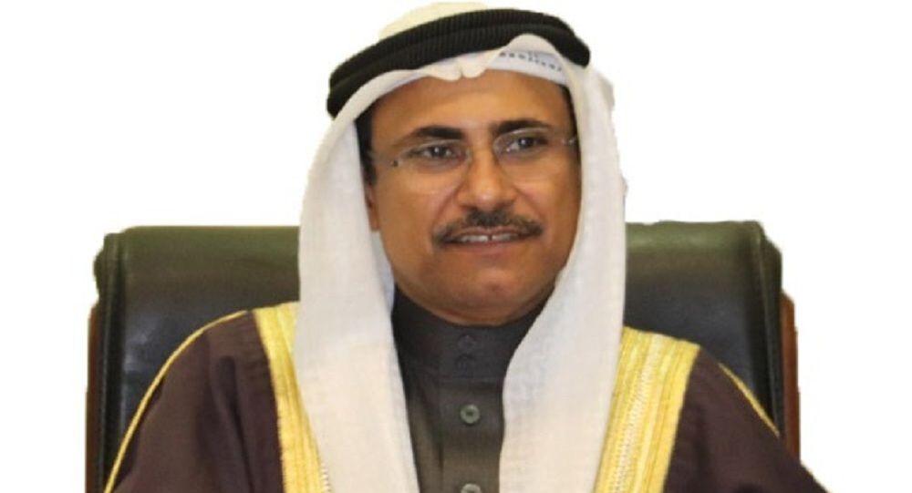 رئيس البرلمان العربي، عادل عبد الرحمن العسومي