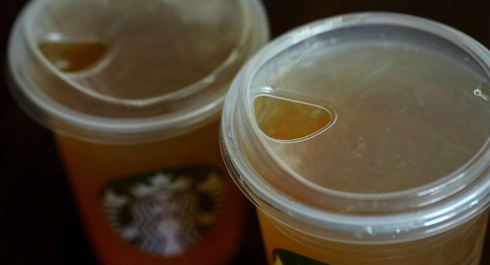شاي مثلج مصنع