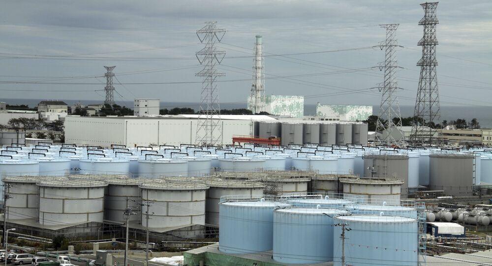 محطة فوكوشيما النووية اليابانية