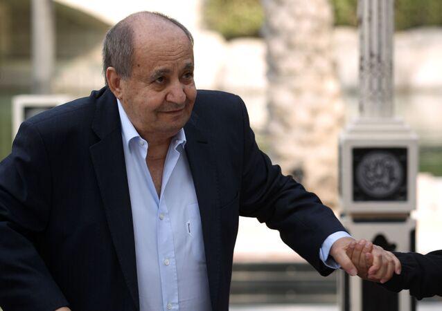 الكاتب والسيناريست المصري، وحيد حامد