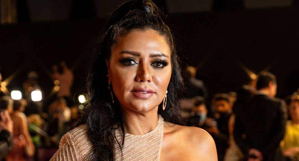 الفنانة المصرية، رانيا يوسف