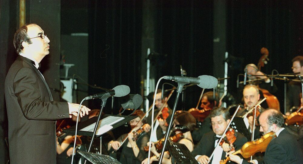 الموسيقار اللبناني، إلياس الرحباني