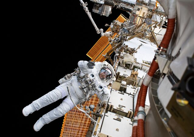 رائد فضاء ناسا كريس كسيدي