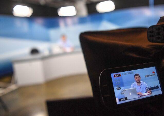 محطة تلفزيونية