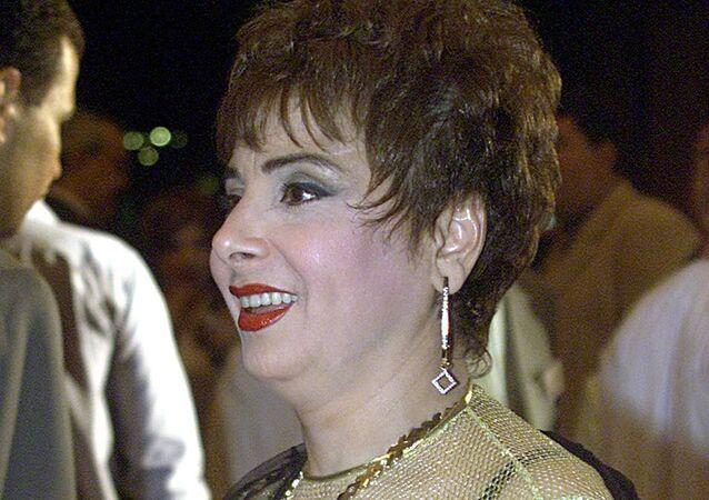 الفنانة المصرية فادية عبد الغني