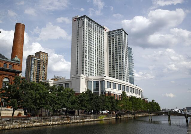 أحد فنادق ماريوت بالولايات المتحدة