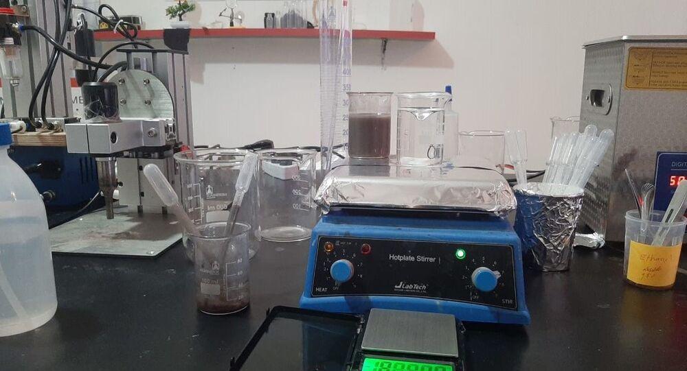 لبنان يستخدم تقنيات النانو لمكافحة فيروس كورونا على المسطحات