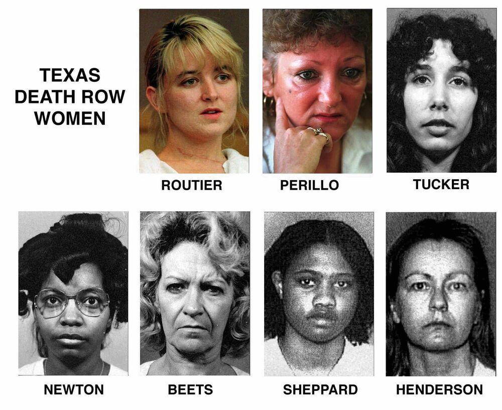 قائمة النساء المحكوم عليهن بالإعدام في ولاية تكساس الأمريكية
