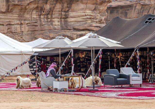 ولي العهد السعودي، الأمير محمد بن سلمان بن عبدالعزيز، في جلسة حوار استراتيجية ضمن فعاليات المنتدى الاقتصادي العالمي