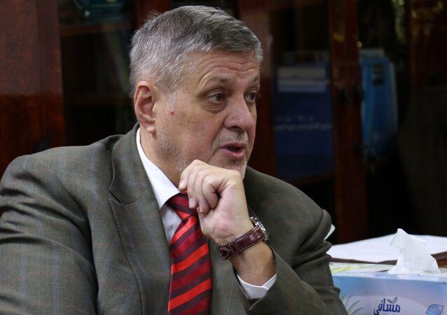 الدبلوماسي السلوفاكي يان كوبيتش