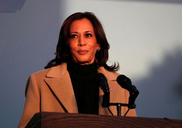 نائبة الرئيس كامالا هاريس، واشنطن، الولايات المتحدة 20  يناير 2021
