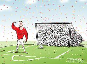 رونالدو يفوز بلقب أفضل هداف في تاريخ كرة القدم