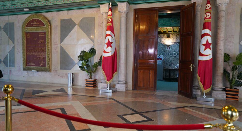 البرلمان التونسي - مجلس نواب الشعب، تونس 21 يناير 2021