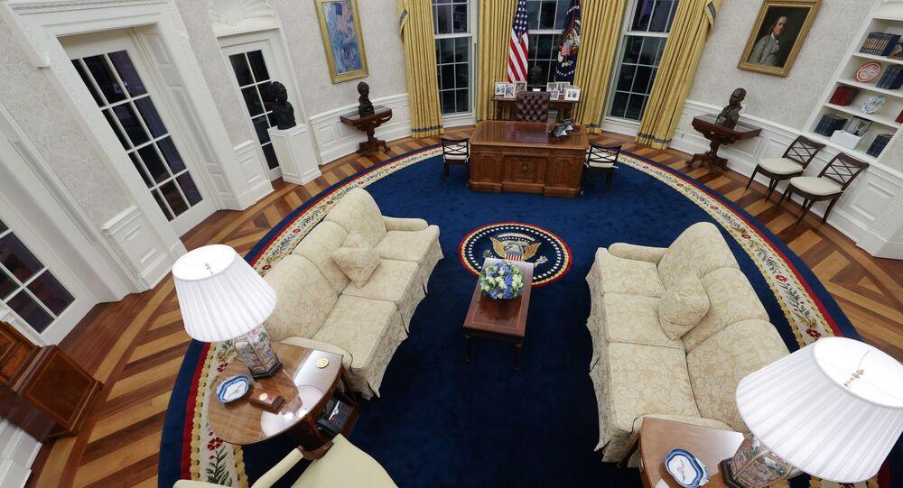 مكتب الرئيس الأمريكي
