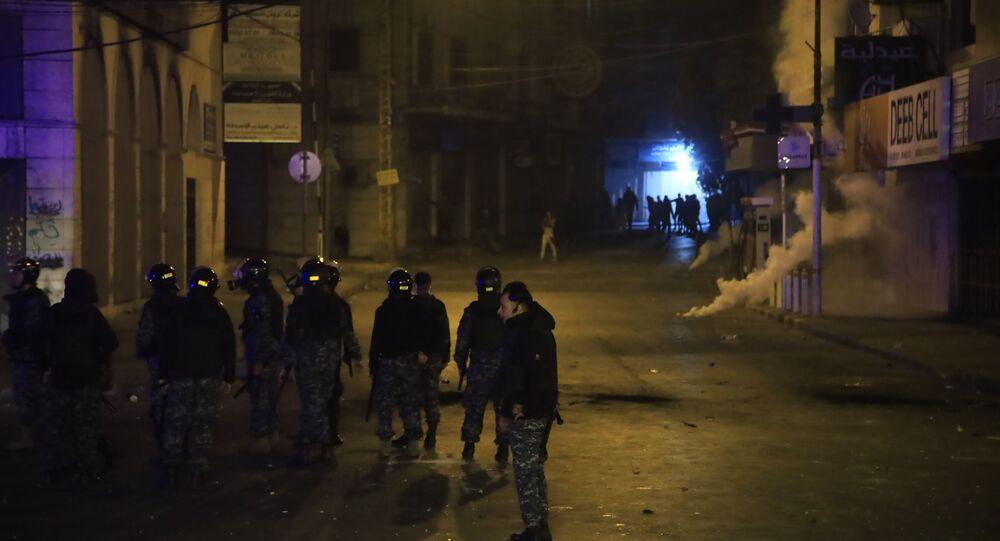 طرابلس الشام تشتعل يوم أمس ومواجهات عنيفة مع الأمن اللبناني