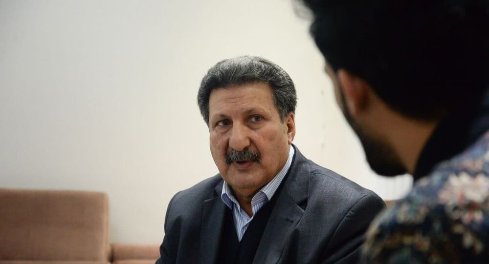 المرشح لرئاسة المجلس الرئاسي الليبي محمود بو خير الله