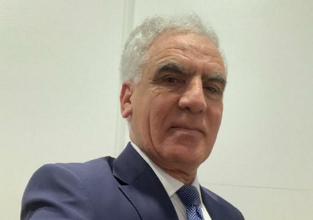 محمد الرعيض عضو مجلس النواب الليبي