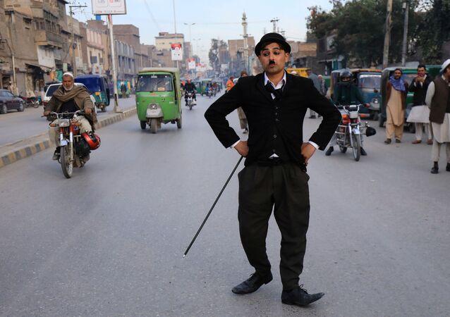 شارلي شابلن الباكستاني