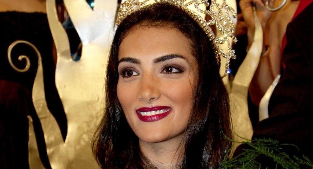 الفنانة المصرية، حورية فرغلي