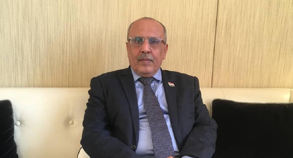 علي الكثيري، المتحدث باسم المجلس الانتقالي الجنوبي في اليمن