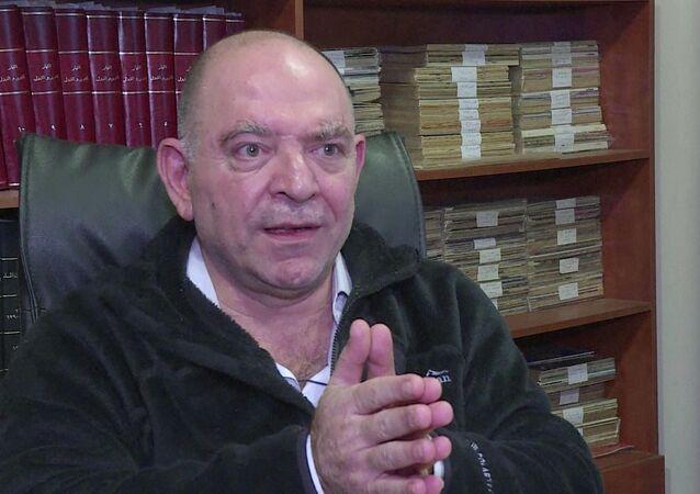 الناشط اللبناني لقمان سليم الذي عُثر عليه ميتًا في سيارته في جنوب لبنان
